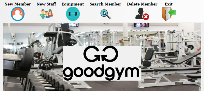 Gym Management System Project In C# with Source Code