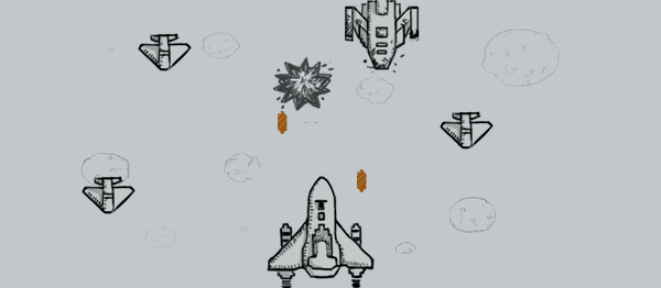 Aircraft War Game Project in PYTHON with Source Code