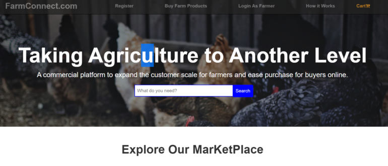 Online Farm System IN PHP | Souce Code